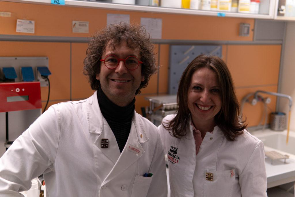 Dottor Livio e Dottoressa Moira